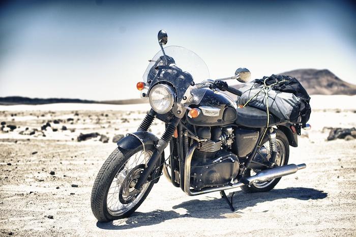 Triumph Motorcycle Rental