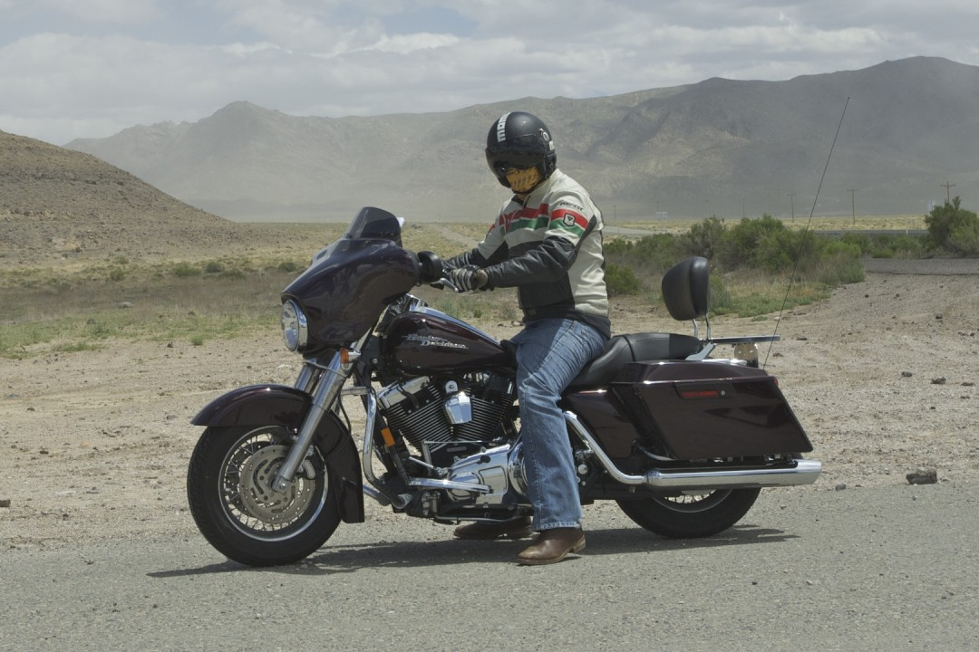 EagleRider Route 66 Guided Tour