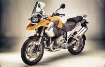 BMW 1200GS Rental