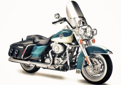 Bike Hire Harley Davidson Road King