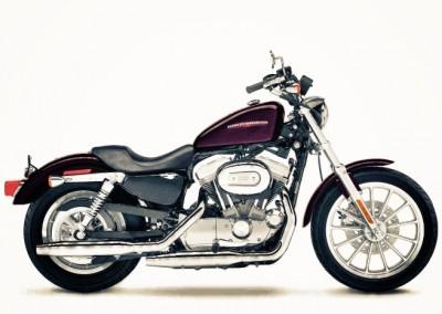 Bike Hire Harley Davidson Sportster