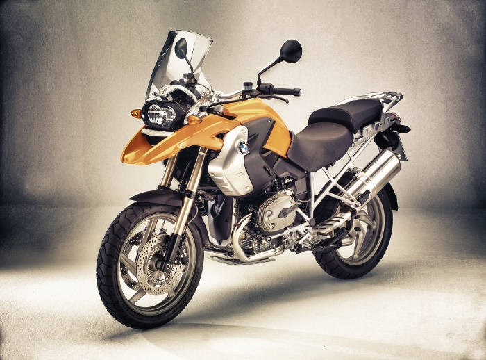 BMW 1200GS Motorcycle Rental
