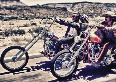 Easy Rider Movie Guided Tour