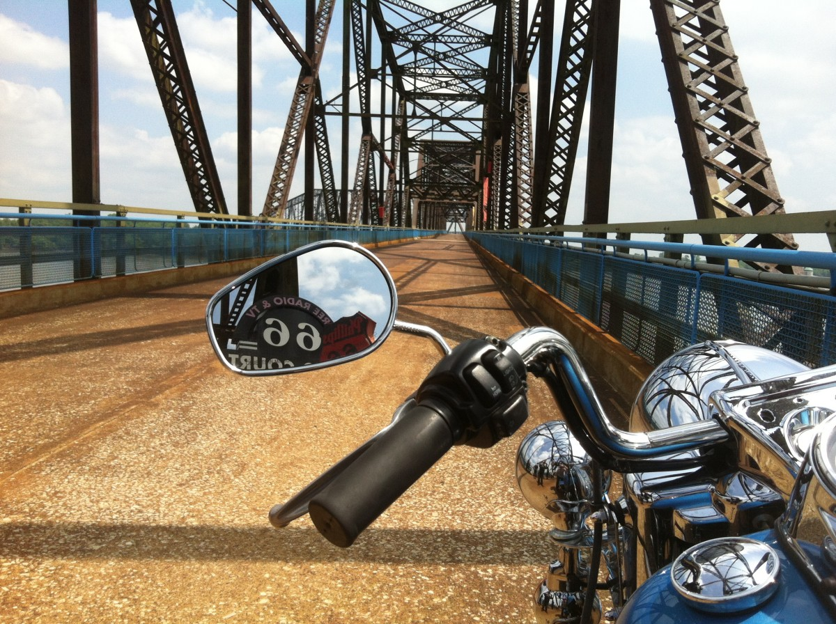 Route 66 Self Drive Motorcycle Tour