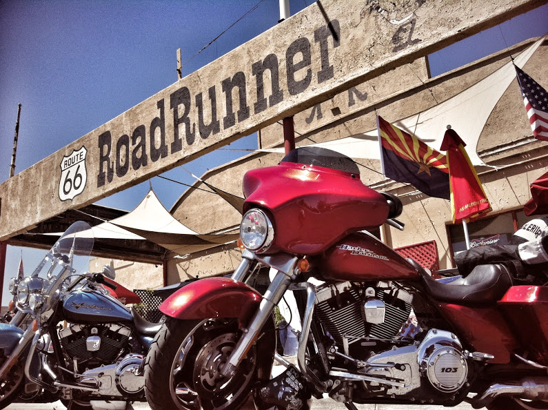 Self Ride Motorcyle Tours Southwest Summer Special Tour
