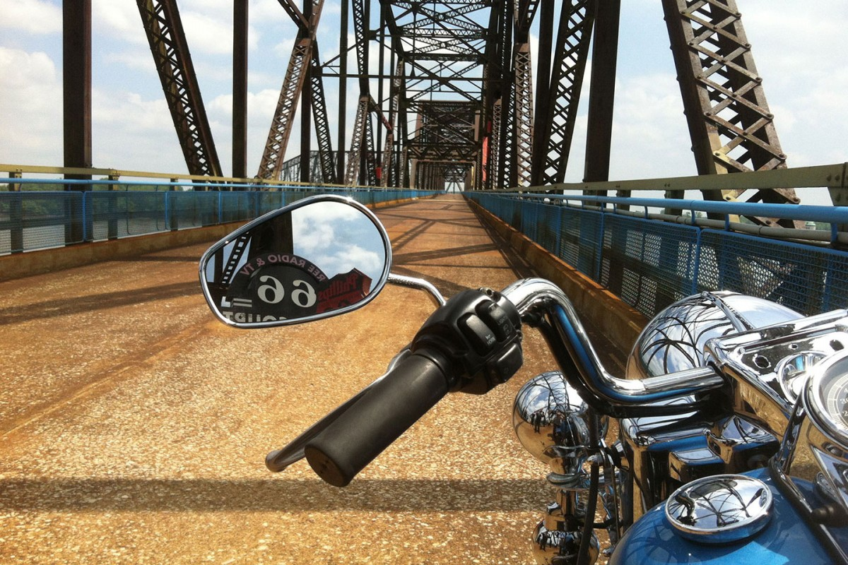 Route 66 Motorcycle Tour Self-guided