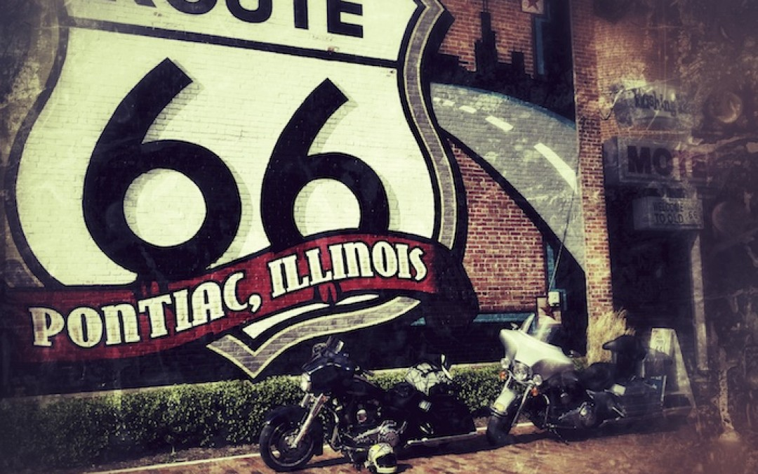 Route 66 Motorcycle Tour Photos