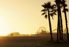 Los Angeles, CA Departure