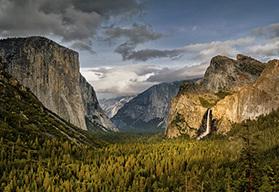 Yosemite (El Portal), CA - San Francisco, CA