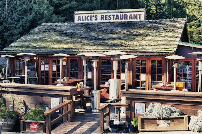 Great Motorcycle Destinations Alice S Restaurant