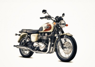 Bike Hire Triumph Bonneville Rental