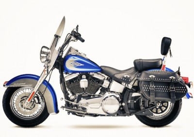 Bike Hire HD Heritage Softail Classic
