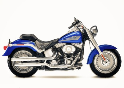 Bike Hire Harley Davidson Fat Boy