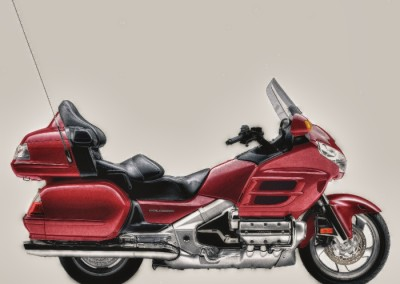Bike Hire Honda GoldWing Rental