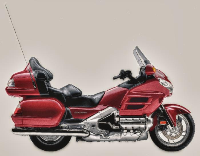 Honda Goldwing Rental