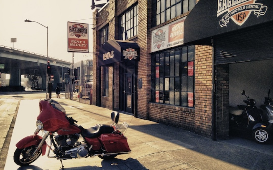 Getting To Know A Road King