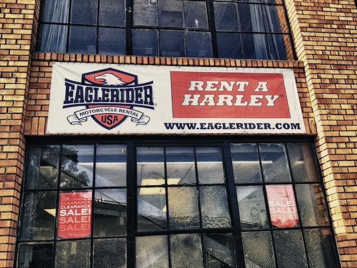 Motorcycle Hire USA EagleRider Road King
