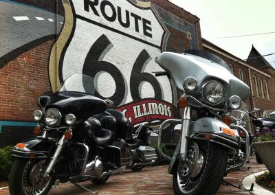 Bike Hire Route 66 Motorcycle Hire