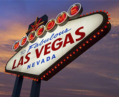 Las Vegas, NV Departure Miles