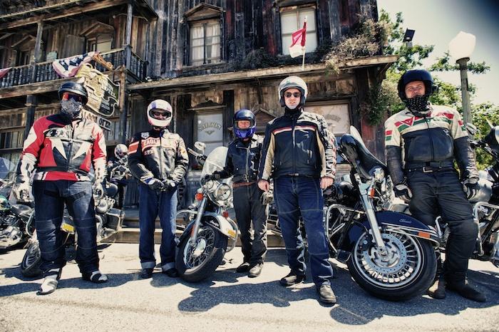 Great Motorcycle Destinations: Union Hotel, Los Alamos CA