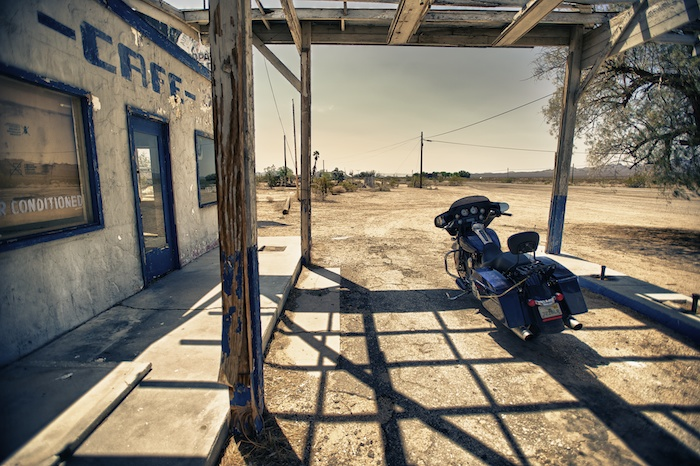 Ride Route 66 By Motorcycle
