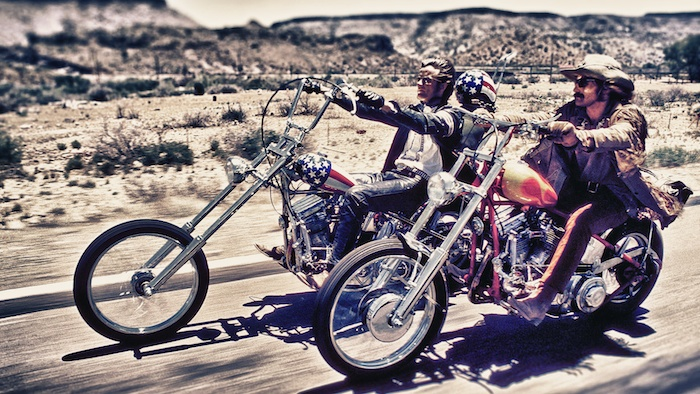 Guided Trips Easy Rider Movie Tour