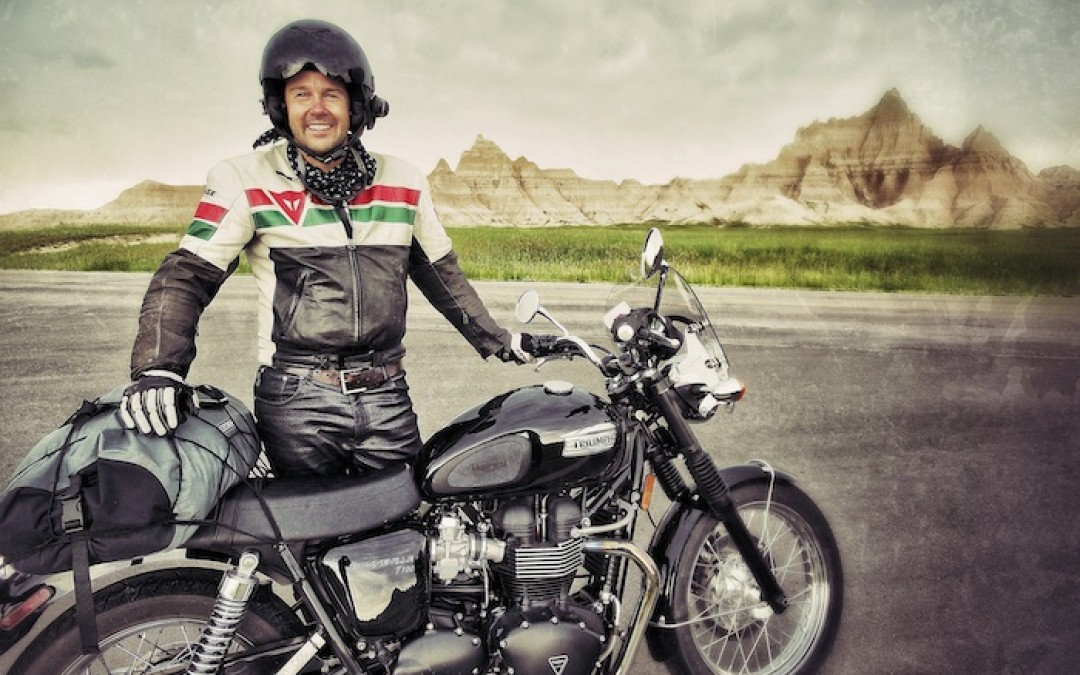 How to Pack for A Motorcycle Tour