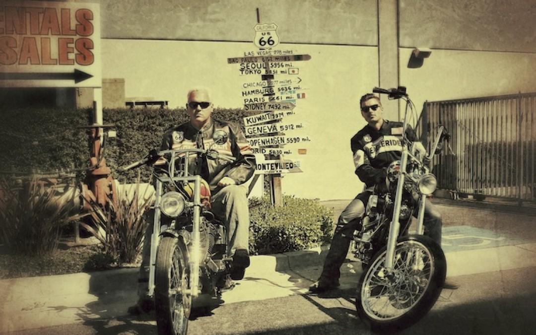 Ride the Easy Rider Bikes