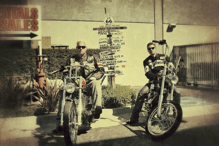 EagleRider Easy Rider Movie Guided Tour