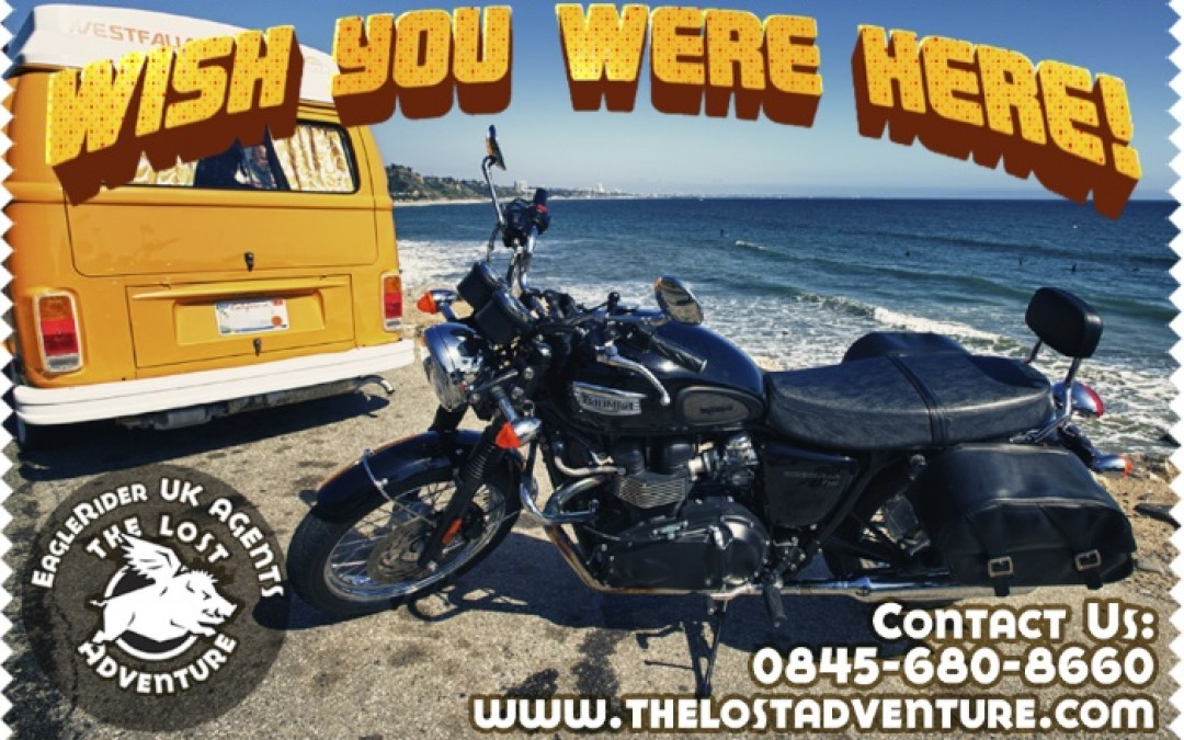 Where Will You Be Riding This Summer?