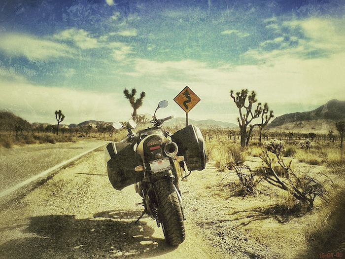 Tips For Solo Motorcycle Touring