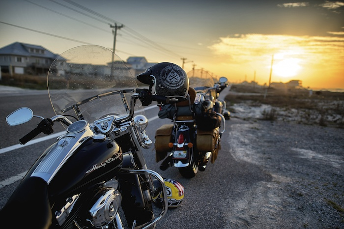 Low Cost Coast To Coast Motorcycle Hire Special