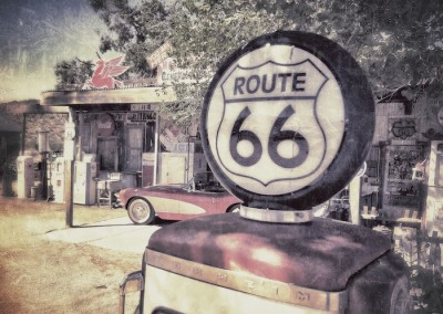 Guided Trips Route 66 Motorcycle Tour