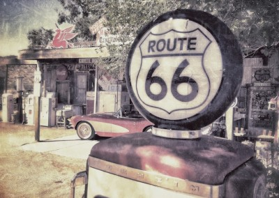 Route 66 8 Day Guided Tour