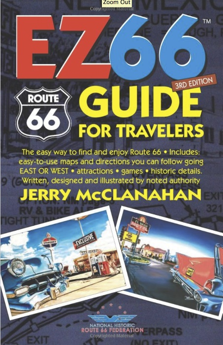 Best Books For Planning A Route 66 Trip