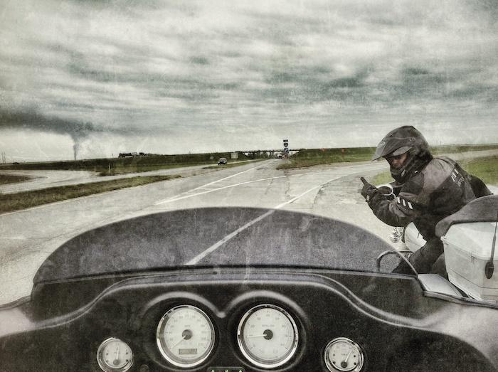 The Hurricane Ride