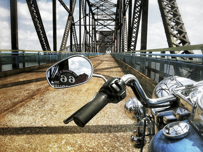 EagleRider Route 66 Self Drive Motorcycle Tour