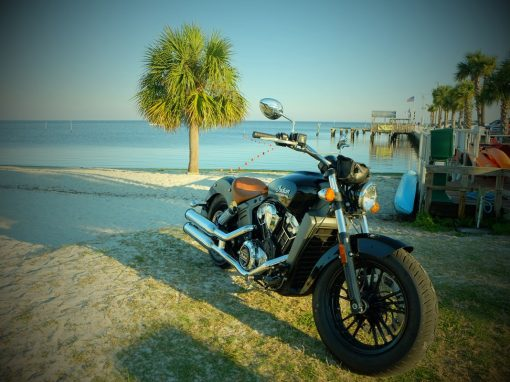 Self Guided Motorcycle Tours: USA Coast To Coast