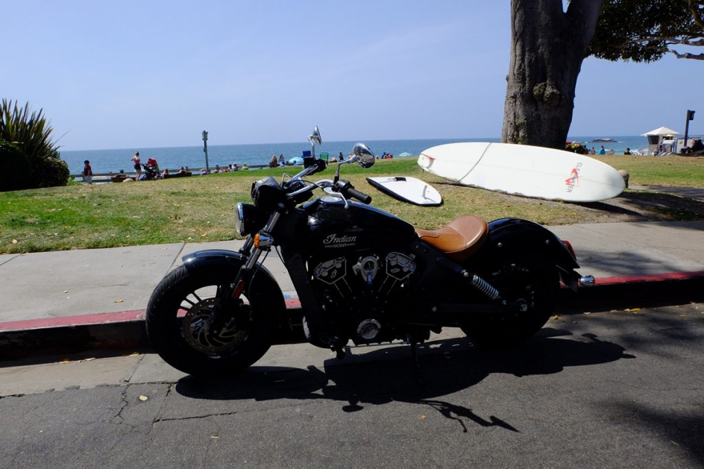 Self Ride Motorcyle Tours Pacific Coast Highway Tour
