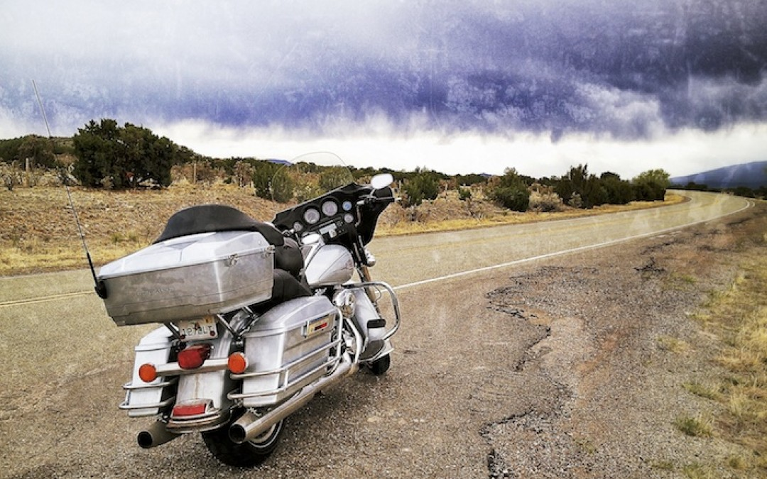 Are You A Confident Motorcyclist?