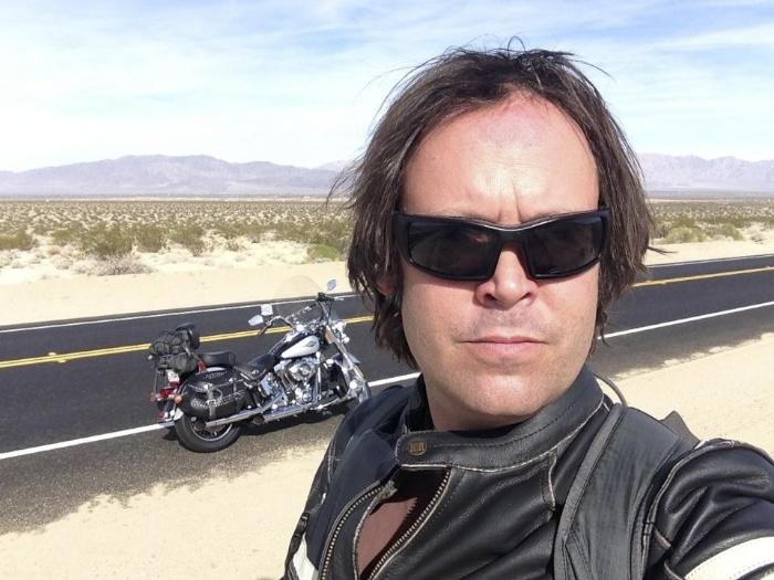 Charlie Ottley Rides Coast To Coast