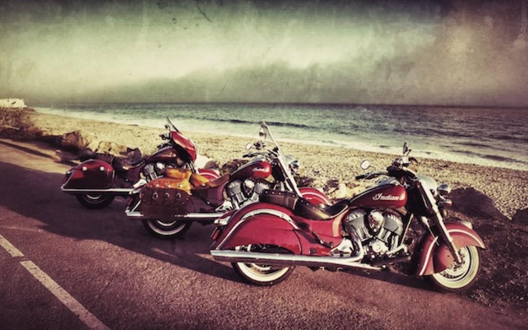 We Ride The 2014 Indians Coast To Coast