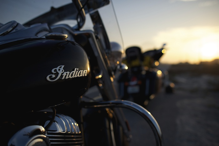We Ride The 2014 Indians Coast To Coast