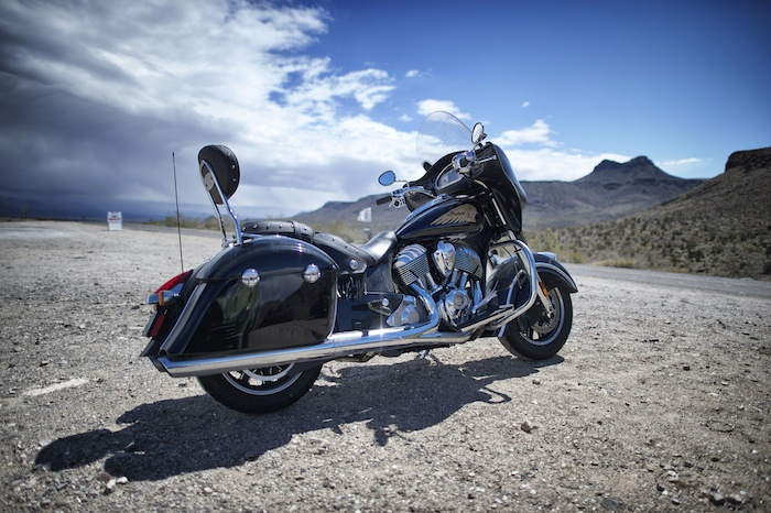 2014 Indian Chieftain Coast To Coast Ride Review