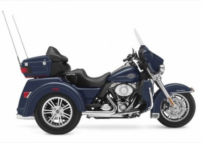 Bike Hire Harley Davidson Trike Hire