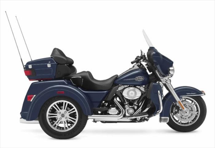 Harley Davidson Trike Hire