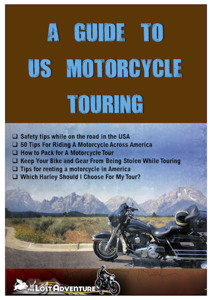 Guide To US Motorcycle Touring